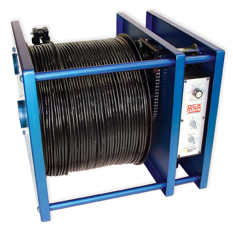 BW-500 Borehole Logging Winch
